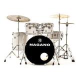 Bateria Tagima Nagano Garage Rock 22 Cores Variadas