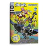 Batman/fortnite Ponto Zero Volume 01