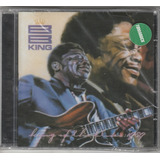 Bb King   Cd King Of The Blues: 1989   Novo