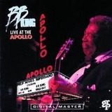 Bb King   Live At The Apollo   Cd