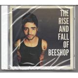 Beeshop  The Rise And Fall Of Beeshop Cd Novo Lacrado Fresno