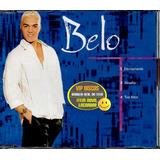 Belo Cd Single 3 Faixas   Novo Lacrado Raro