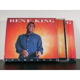 Ben E King Anthology Cd Duplo Completo Com Livro Imp Soul