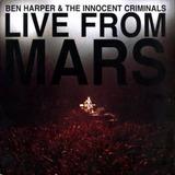 Ben Harper And The Innocent Criminals   Live From Mars Cd