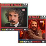 Benito Di Paula Cd Discografia Com 397 Músicas