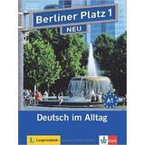 Berliner Platz 1 Neu   Lehr  Und Arbeitsbuch Mit 2 Audio cds