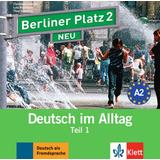 Berliner Platz Neu 2   Cd Audio Zum Lehrbuchteil   Teil 1