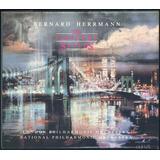 Bernard Herrmann Box The Concert Suites 4 Cds Raridade