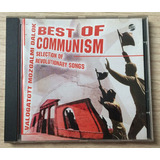 Best Of Communism  selection Of Revolutionary Songs  Cd Imp