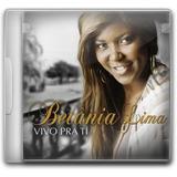 Betânia Lima   Vivo Pra Ti   Raridade   Cd   Mk Music