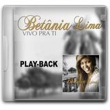 Betânia Lima   Vivo Pra Ti   Raridade   Playback   Mk