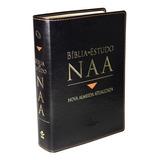 Bíblia De Estudo Nova Almeida Atualizada Grande Lançamento
