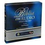 Bíblia Em Áudio Completa Voz Cid Moreira 9 Cds Frete Grátis