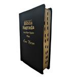 Bíblia Sagrada Letra Hiper Gigante + Harpa - Luxo