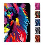 Bíblia Sagrada Lion Color Nvt Capa Dura - Leão Colorido
