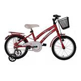 Bicicleta Bliss Aro 20 Com Cestinha Feminina Athor   Cd