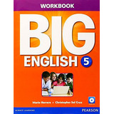 Big English 5   Workbook With Cd
