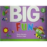 Big Fun 3 Sb With Cd rom   1st Ed