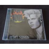 Billy Idol   Rebel Songs   Cd Nacional Lacrado