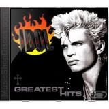 Billy Idol Greatest Hits   Novo Lacrado Original