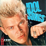 Billy Idol Song   11 Of The Best   Cd