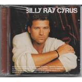 Billy Ray Cyrus   Icon   Cd Lacrado   Novo   Veja Reputação