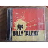 Billy Talent  billy Talent  Cd Importado   Frete Gratis