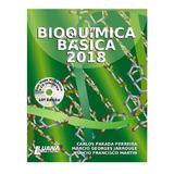 Bioquimica Básica 2018   Com Mapa Metebólico E Cd Interativo