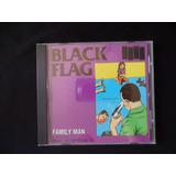 Black Flag   Family Man   Cd Importado