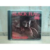 Black Flag damaged 1981 importado Eua cd