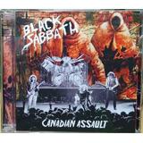 Black Sabbath   Canadian Assault 1981