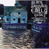Black Sabbath   Early Rituals   Cd   Ed  Limitada Importado