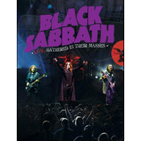 Black Sabbath Live    Gathered In Their Masses   Dvd   Cd Ro
