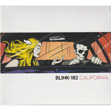 Blink 182   Cd California Digipack   Lacrado