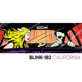 Blink 182 California Cd Novo E Lacrado