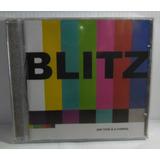 Blitz Cd Ao Vivo E A Cores Weekend Dvd Escute Blitz Novo
