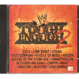 Bloodhound Gang Sinisstar Rob Zombie Weezer Injected Cd Wwf