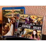 Blu Ray E Cd Romeu E Julieta  Filme Clássico Anos 90