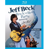 Blu ray Jeff Beck Rock  n  Roll Party Honoring Les Paul