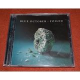 Blue October   Foiled Importado