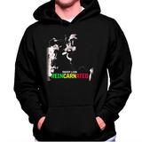 Blusa Moletom Canguru Snoop Lion Reincarnated Reggae Cd