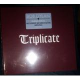Bob Dylan  Triplicate 3 X Cd  frete Livre