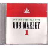 Bob Marley 1 16 Pure  Original Hits  Cd Lacrado Original