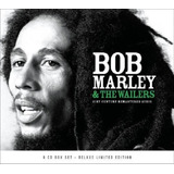 Bob Marley And The Wailers Deluxe Limited Edition   6 Cds Re