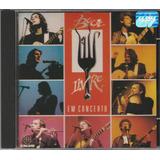 Boca Livre   Cd Em Concerto   1989   1ª Edição