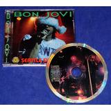 Bon Jovi   Seattle Survivors   Cd   1996   República Tcheca