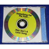 Bon Jovi   Something For The Pain   Cd Single   1995   Promo