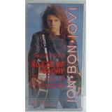 Bon Jovi 1990 Blaze Of Glory Cd Single 3 Polegadas Japão