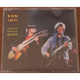 Bon Jovi Cd Single Wanted Dead Or Alive Promo Importado Novo