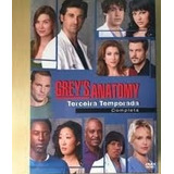 Box: Grey s Anatomy    3ª Temporada Completa   7 Cd s